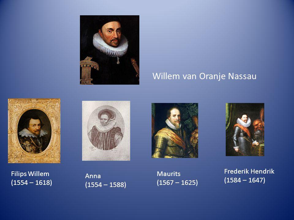Willem van Oranje Nassau