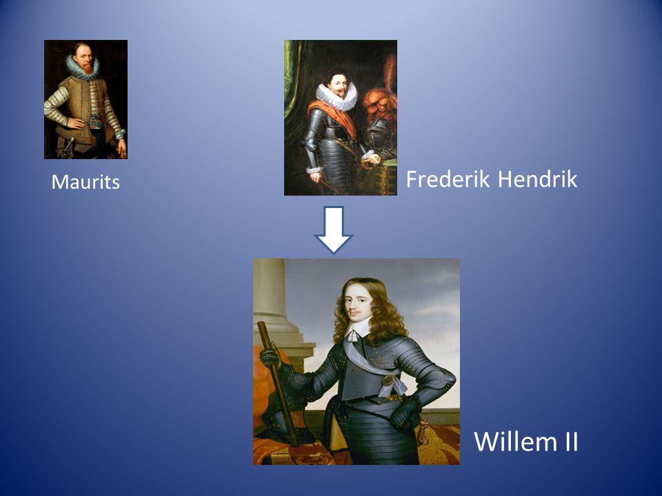 Frederik Hendrik Maurits Willem II