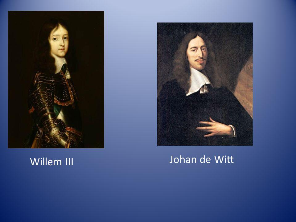 Johan de Witt Willem III