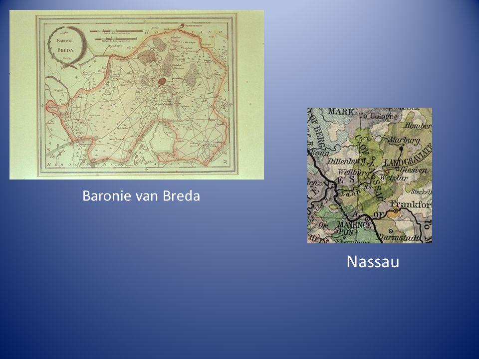 Baronie van Breda Nassau