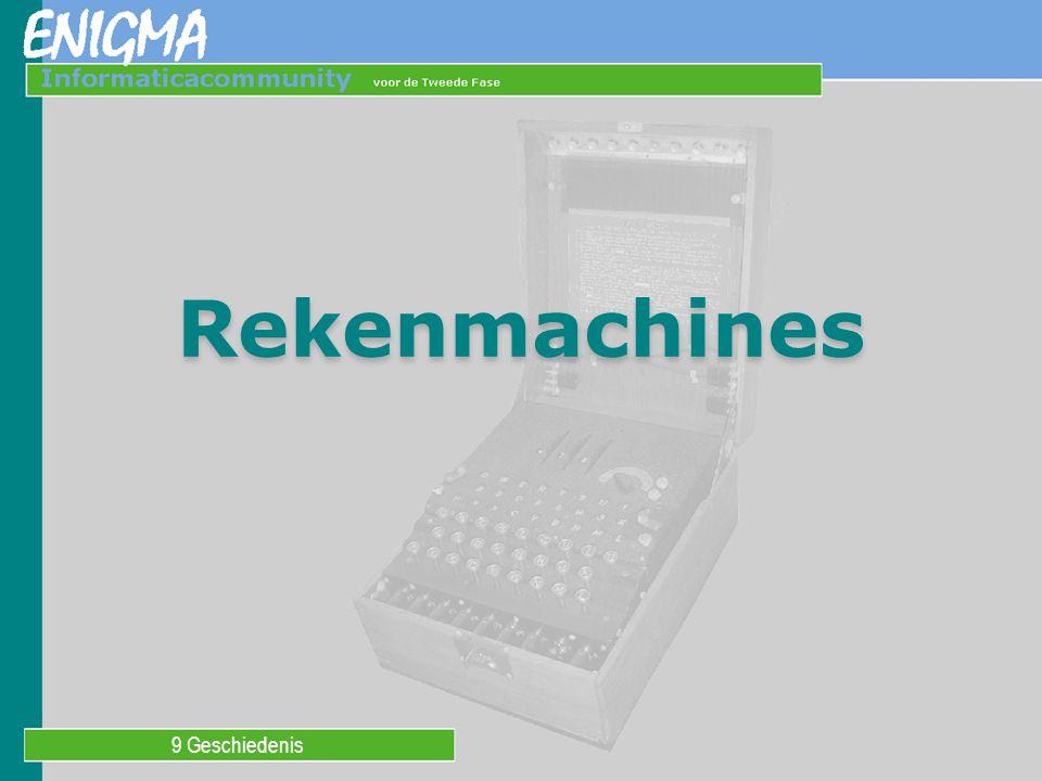 Rekenmachines