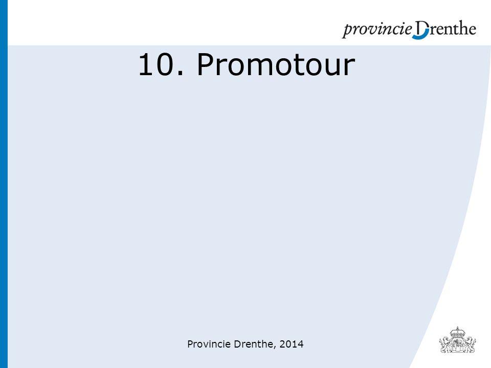 10. Promotour Provincie Drenthe, 2014