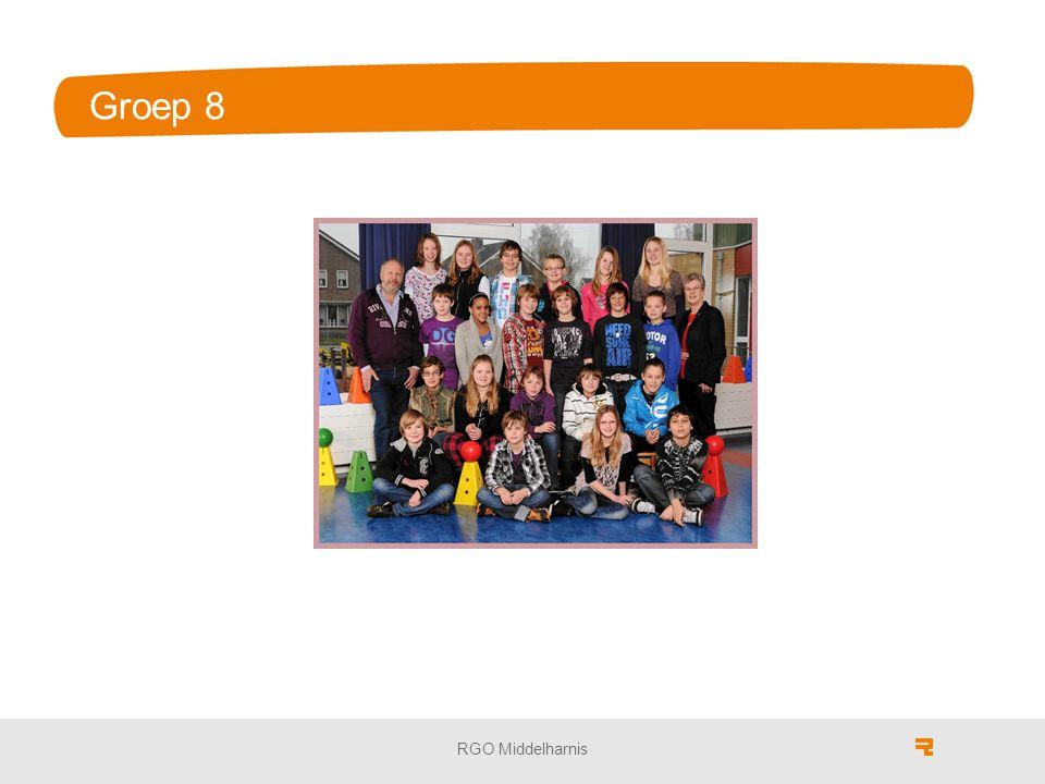 Groep 8 RGO Middelharnis