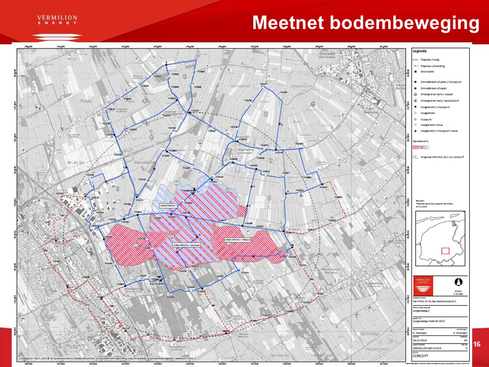 Meetnet bodembeweging