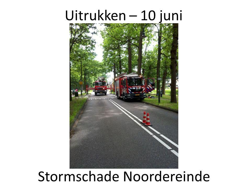 Stormschade Noordereinde