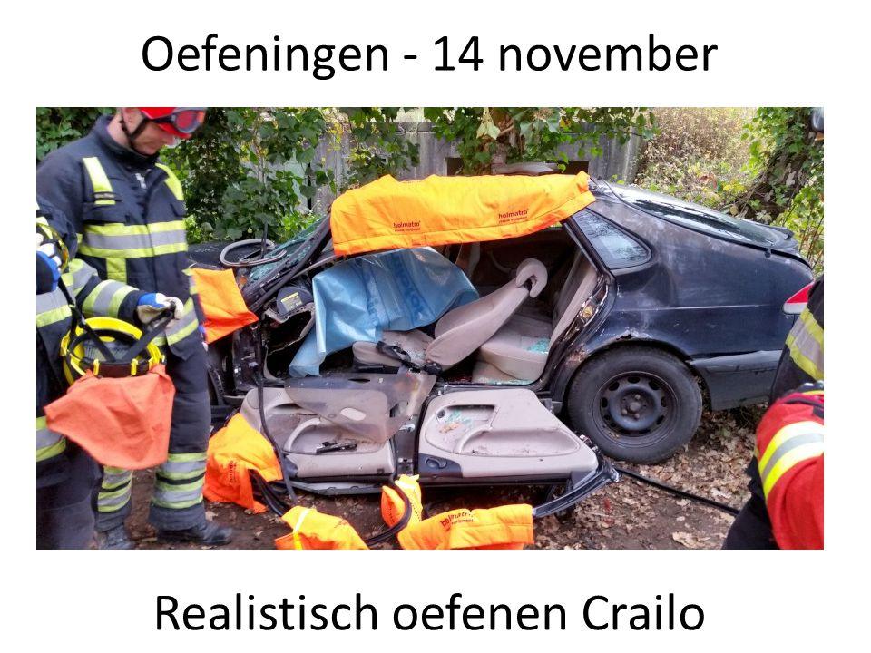 Realistisch oefenen Crailo