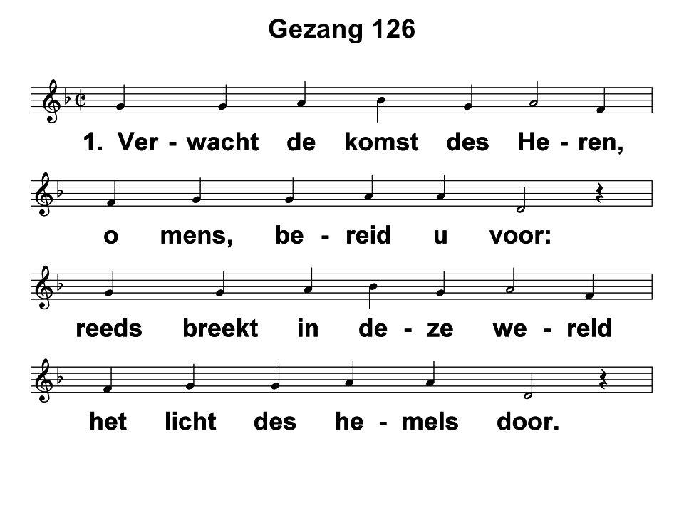 Gezang 126