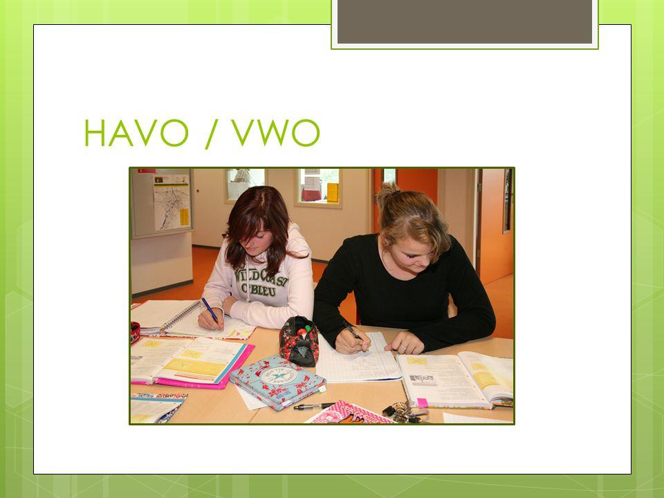 HAVO / VWO