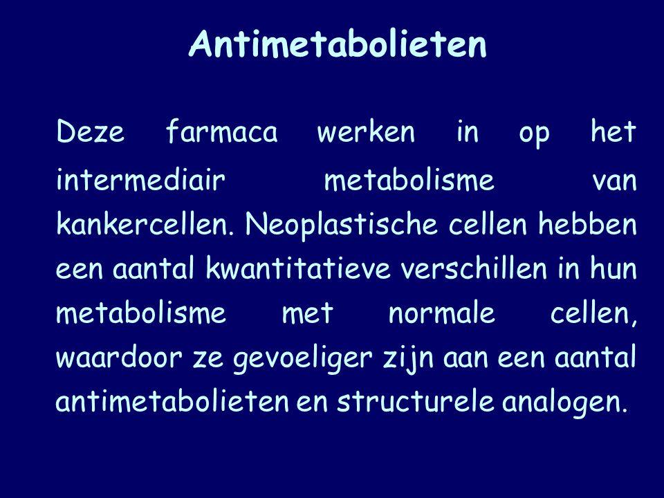 Antimetabolieten