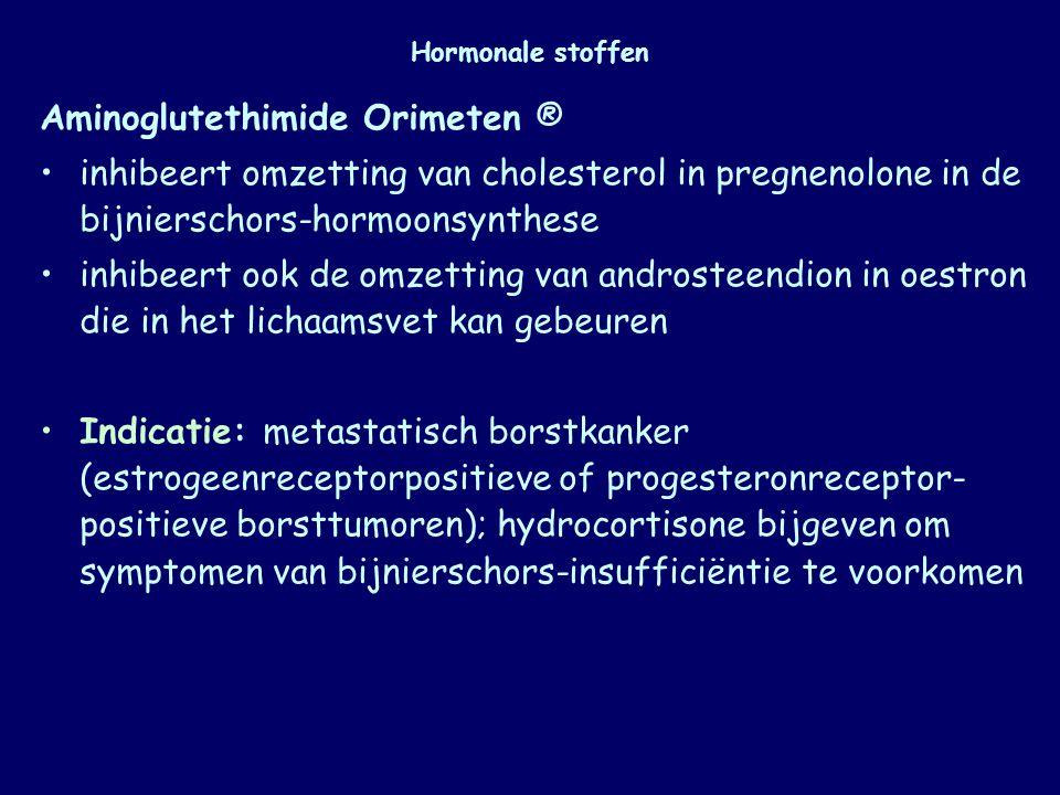 Aminoglutethimide Orimeten ®