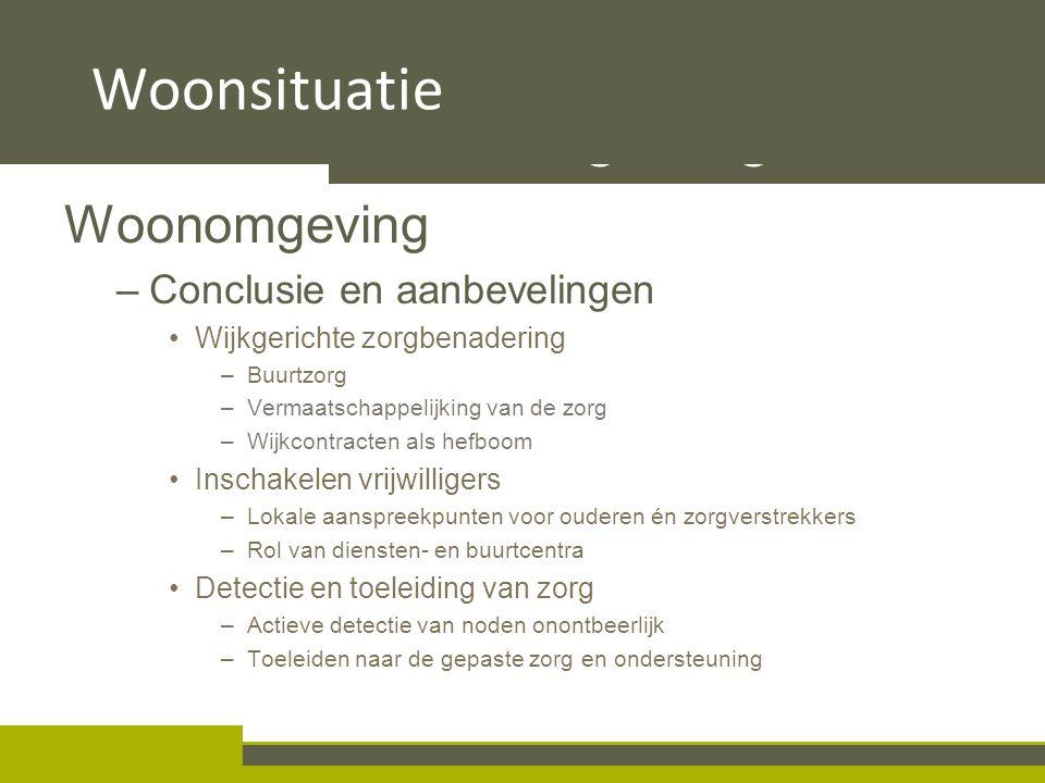 III.3. Stimulerende woonomgeving