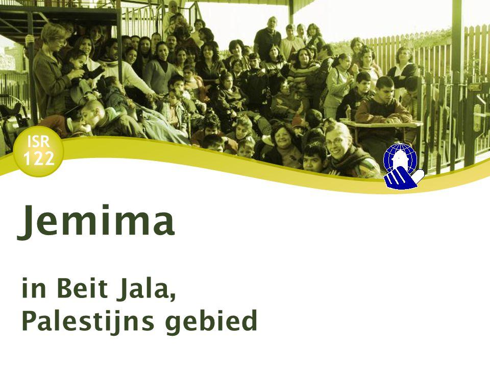 ISR 122 Jemima in Beit Jala, Palestijns gebied