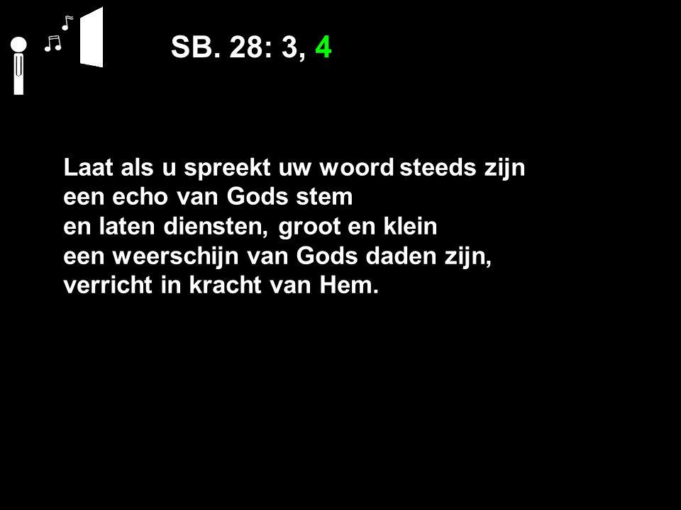 SB. 28: 3, 4