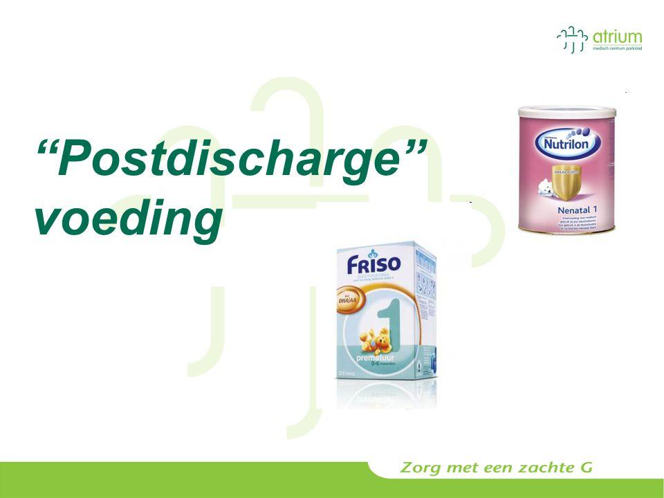Postdischarge voeding