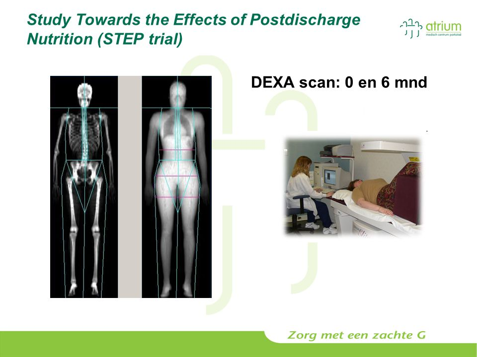 Study Towards the Effects of Postdischarge Nutrition (STEP trial)