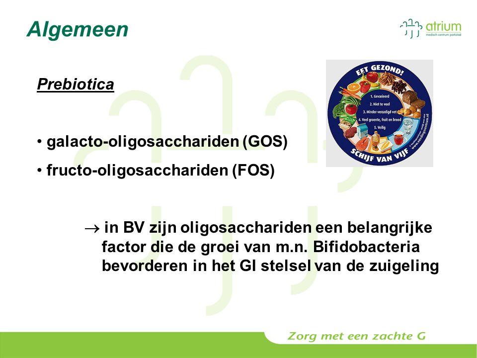 Algemeen Prebiotica galacto-oligosacchariden (GOS)