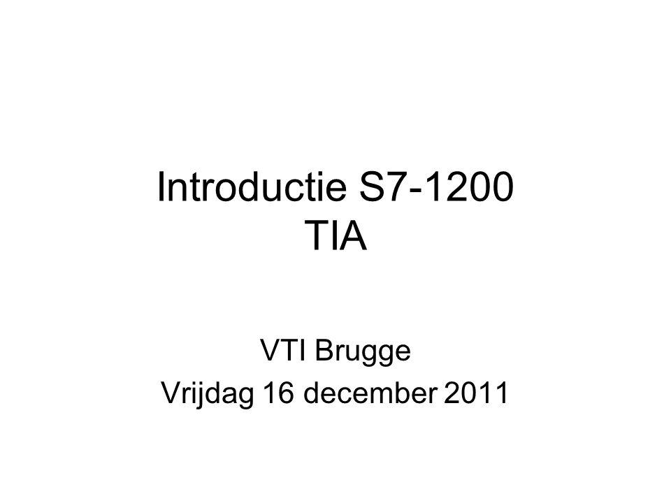 VTI Brugge Vrijdag 16 december 2011