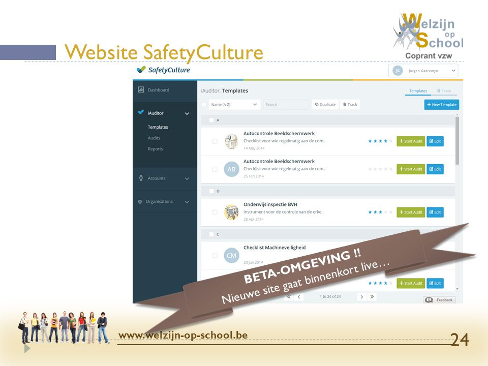 Website SafetyCulture