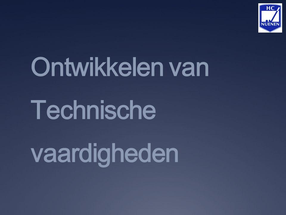 Ontwikkelen van Technische vaardigheden