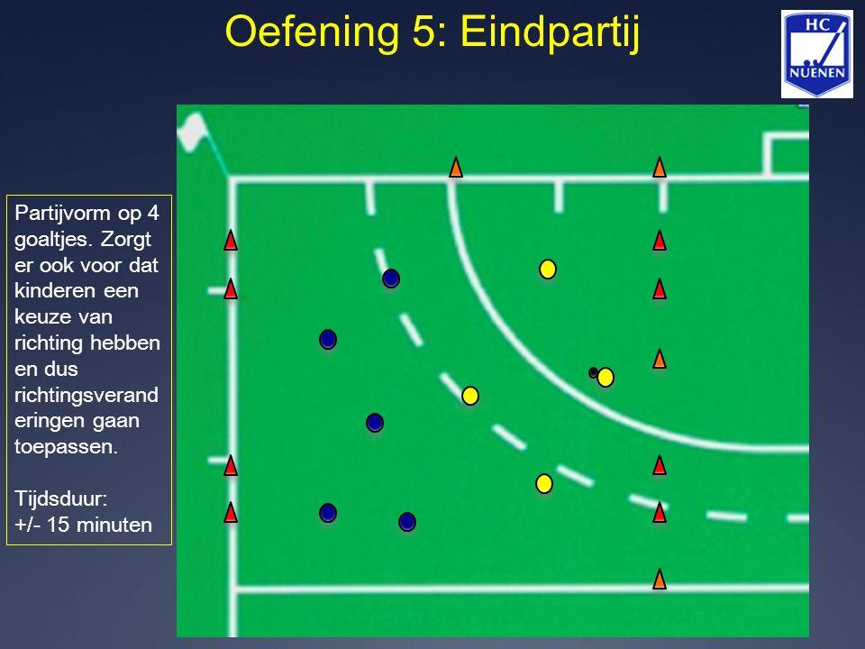 Oefening 5: Eindpartij