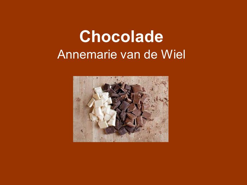 Chocolade Annemarie van de Wiel