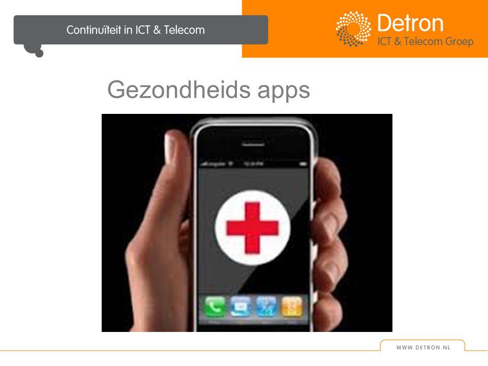 Gezondheids apps