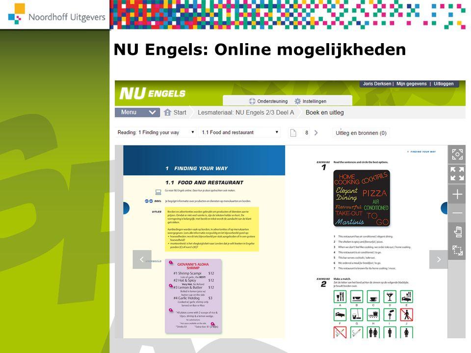 NU Engels: Online mogelijkheden Rekenen 2F/3F