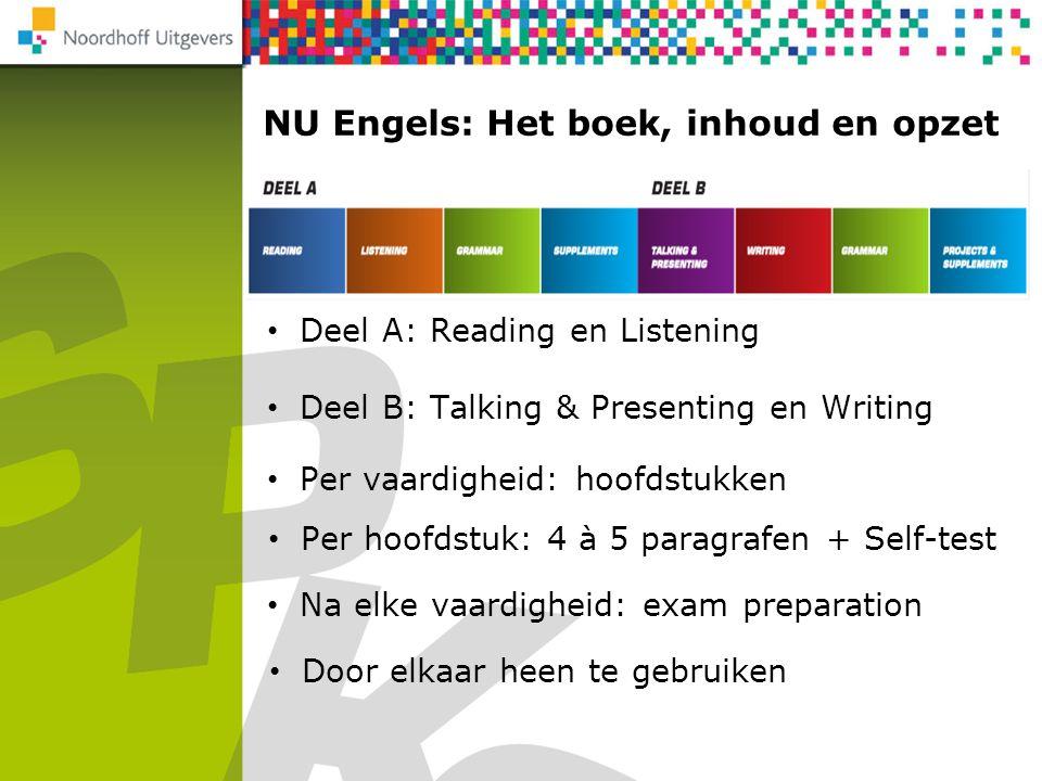 NU Engels: Het boek, inhoud en opzet NU Rekenen 2F/3F