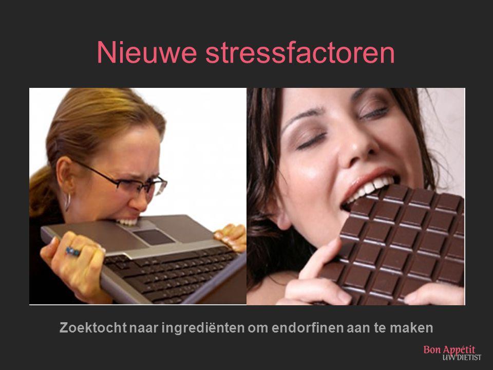 Nieuwe stressfactoren
