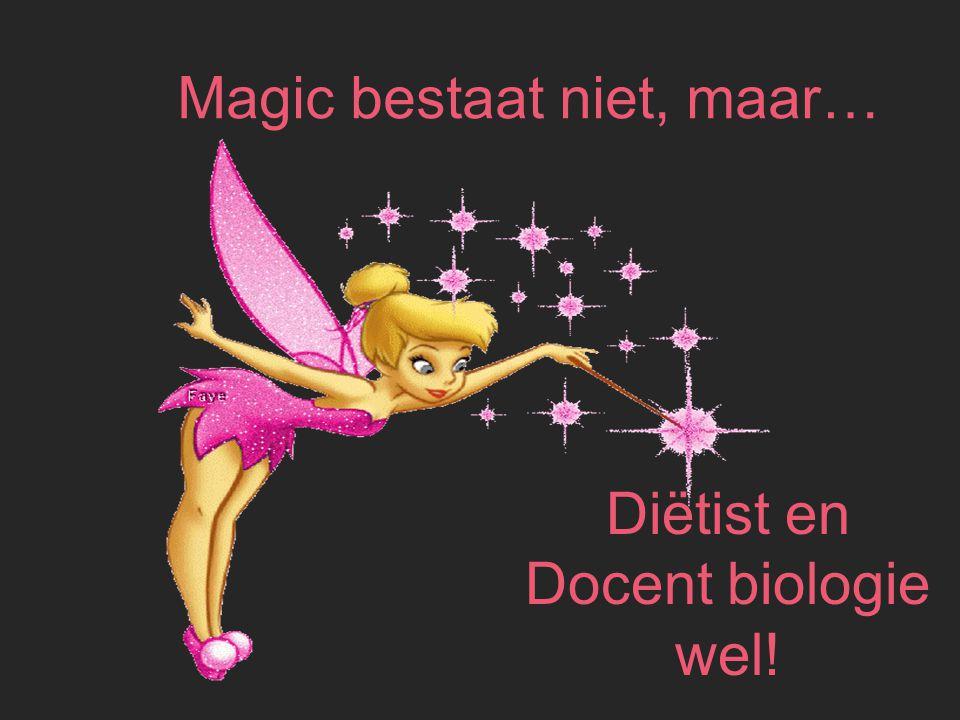 Magic bestaat niet, maar…