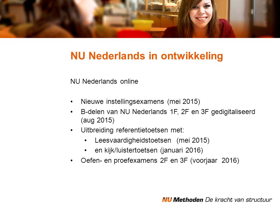NU Nederlands in ontwikkeling