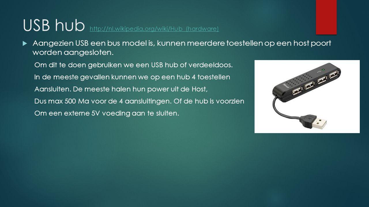 USB hub http://nl.wikipedia.org/wiki/Hub_(hardware)