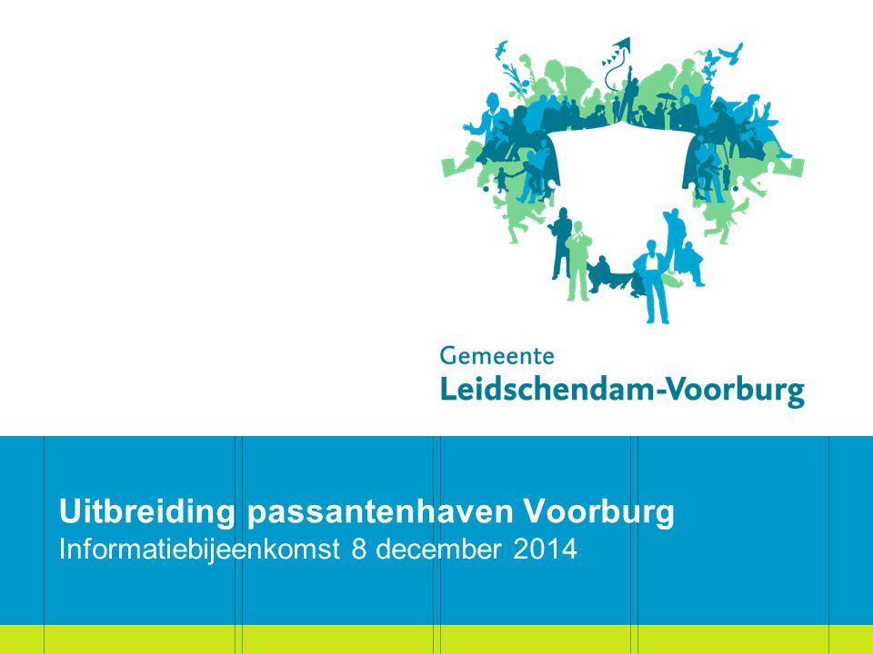 Uitbreiding passantenhaven Voorburg