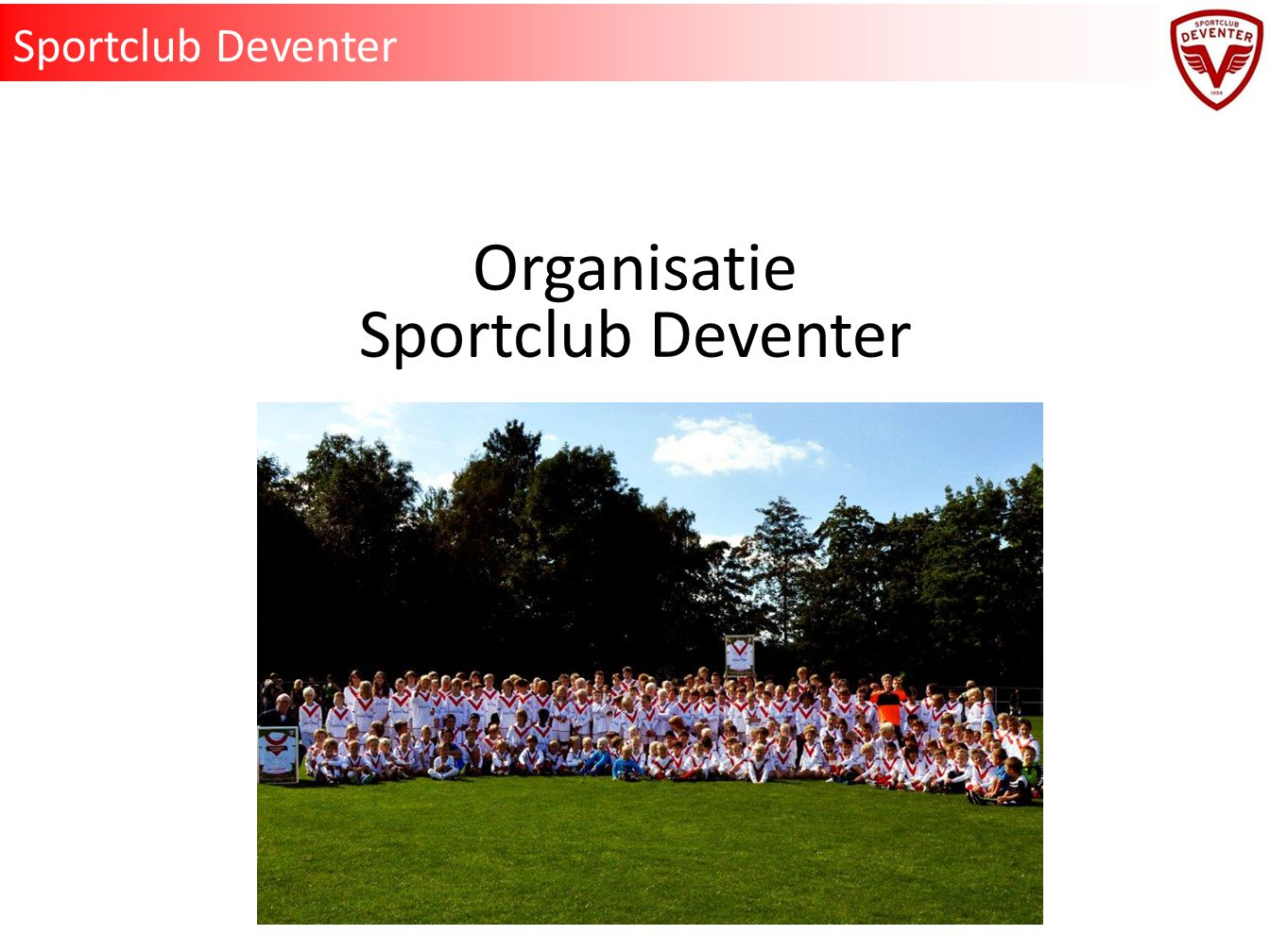 Organisatie Sportclub Deventer