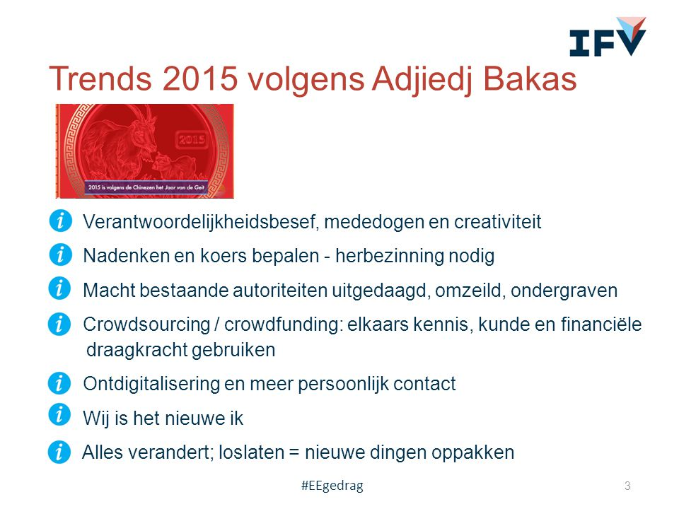 Trends 2015 volgens Adjiedj Bakas