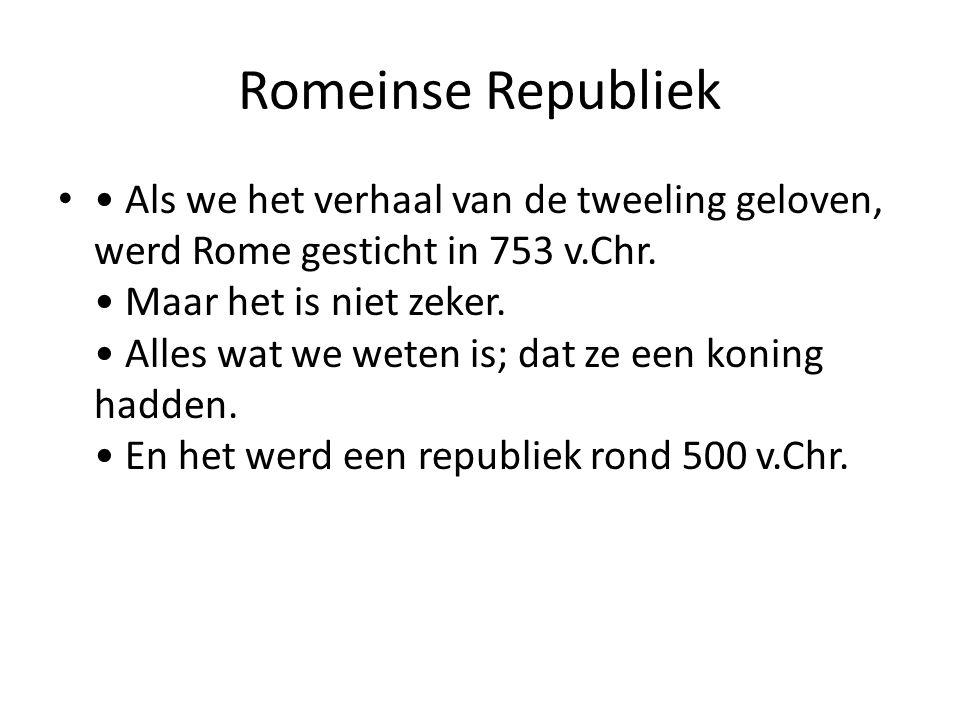 Romeinse Republiek