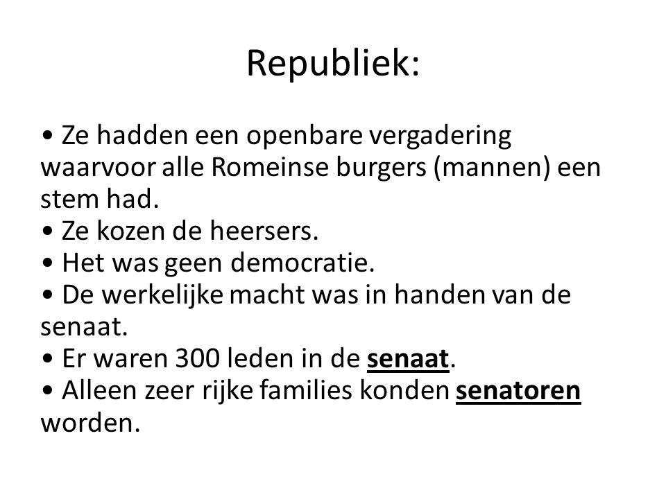 Republiek: