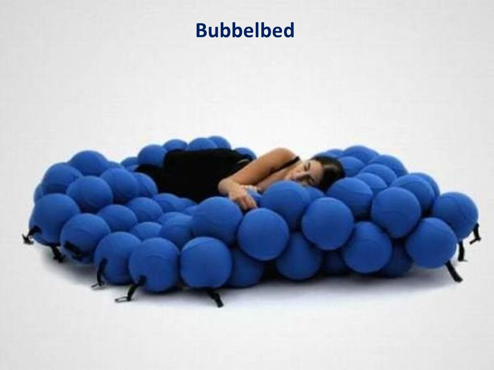Bubbelbed