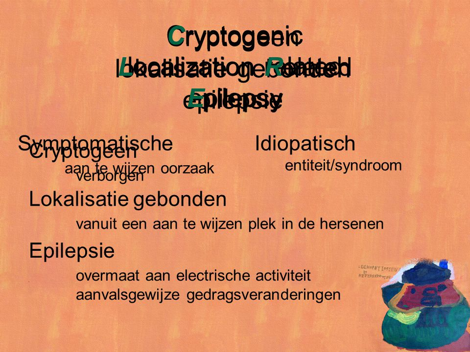 Cryptogenic Cryptogenic Cryptogeen Localization Related