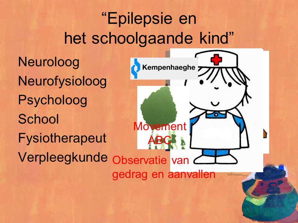 Epilepsie en het schoolgaande kind