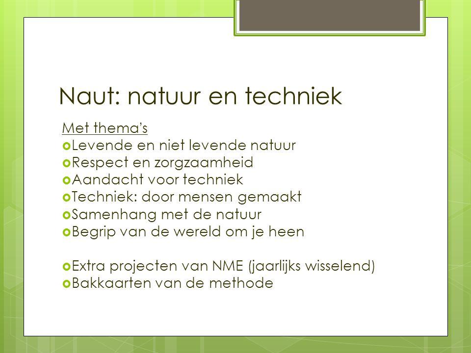 Naut: natuur en techniek