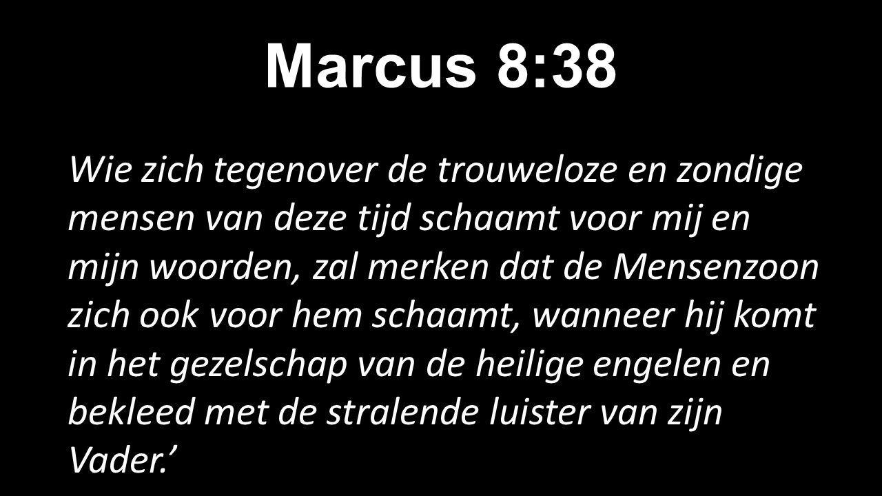 Marcus 8:38