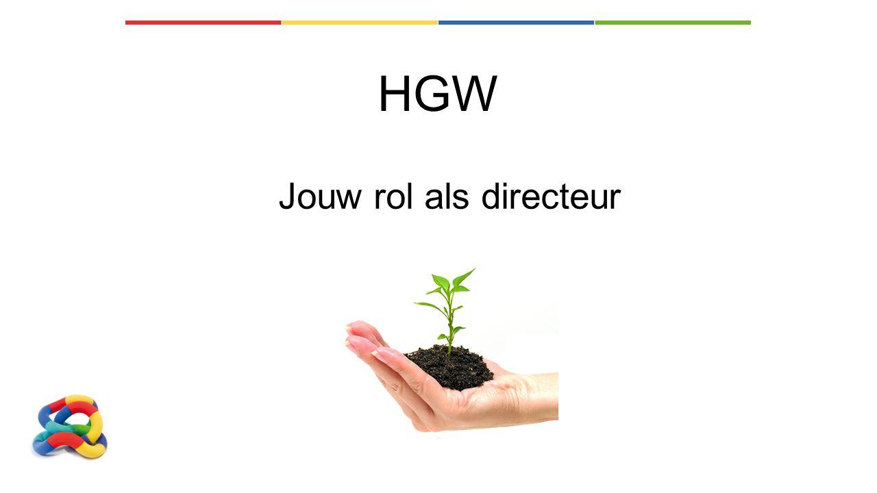 HGW Jouw rol als directeur