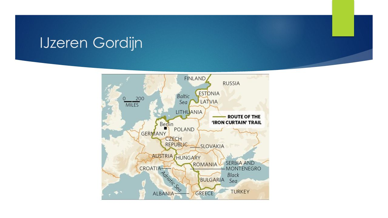 IJzeren Gordijn