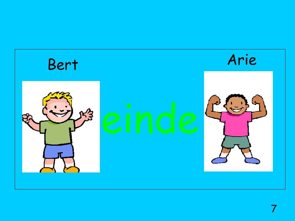 einde Arie Bert 7