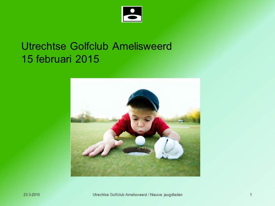 Utrechtse Golfclub Amelisweerd 15 februari 2015