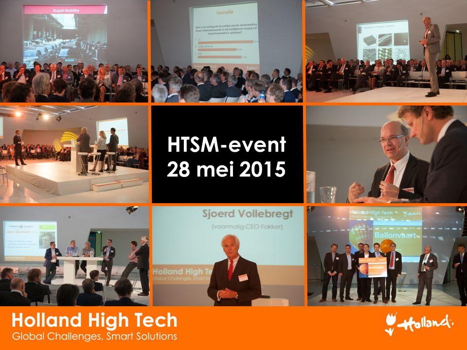HTSM-event 28 mei 2015 HTSM-event mei 2014
