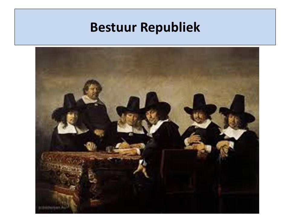 Bestuur Republiek