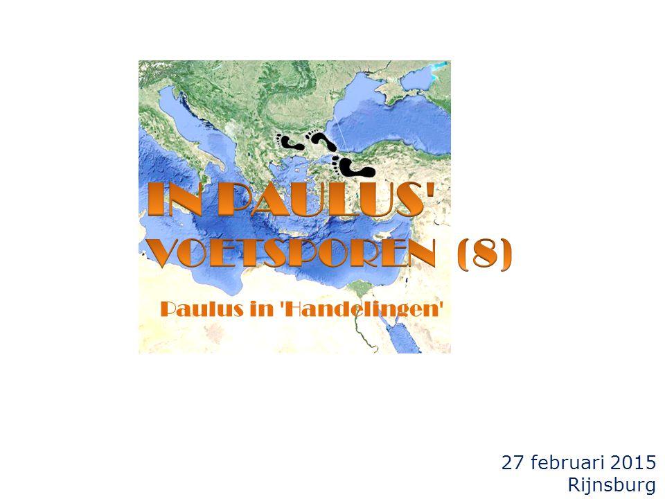 IN PAULUS VOETSPOREN (8)