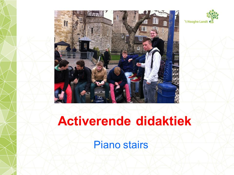Activerende didaktiek